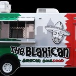 Blaxican Mexican Soul-Food Truck - Atlanta