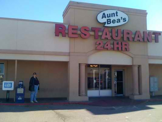 Aunt Bea's Restaurant - Houston
